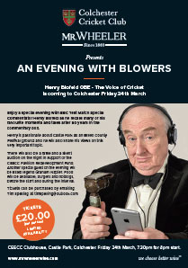 An Evening with Blowers